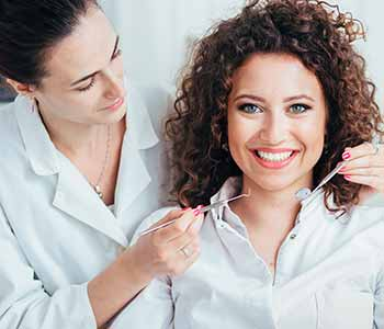 Dr. Suri can customize a dental appliance that protects your veneers from these destructive forces or discusses other options with you.