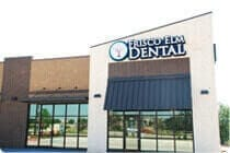 Dr. Vidya Suri, Frisco Elm Dental, Frisco Elm Dental Office Front View