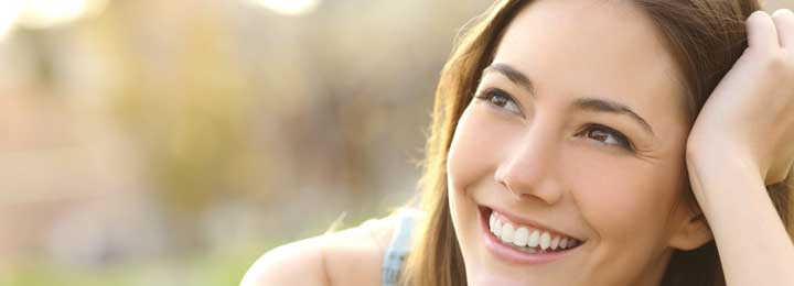 Cosmetic Dentistry Little Elm - A Smiling Young Woman