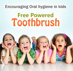 New Patient Specials Little Elm - Free Powered Toothbrush