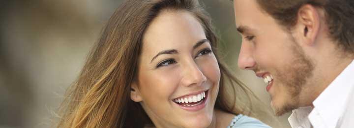 Testimonials Little Elm - A Smiling Couple
